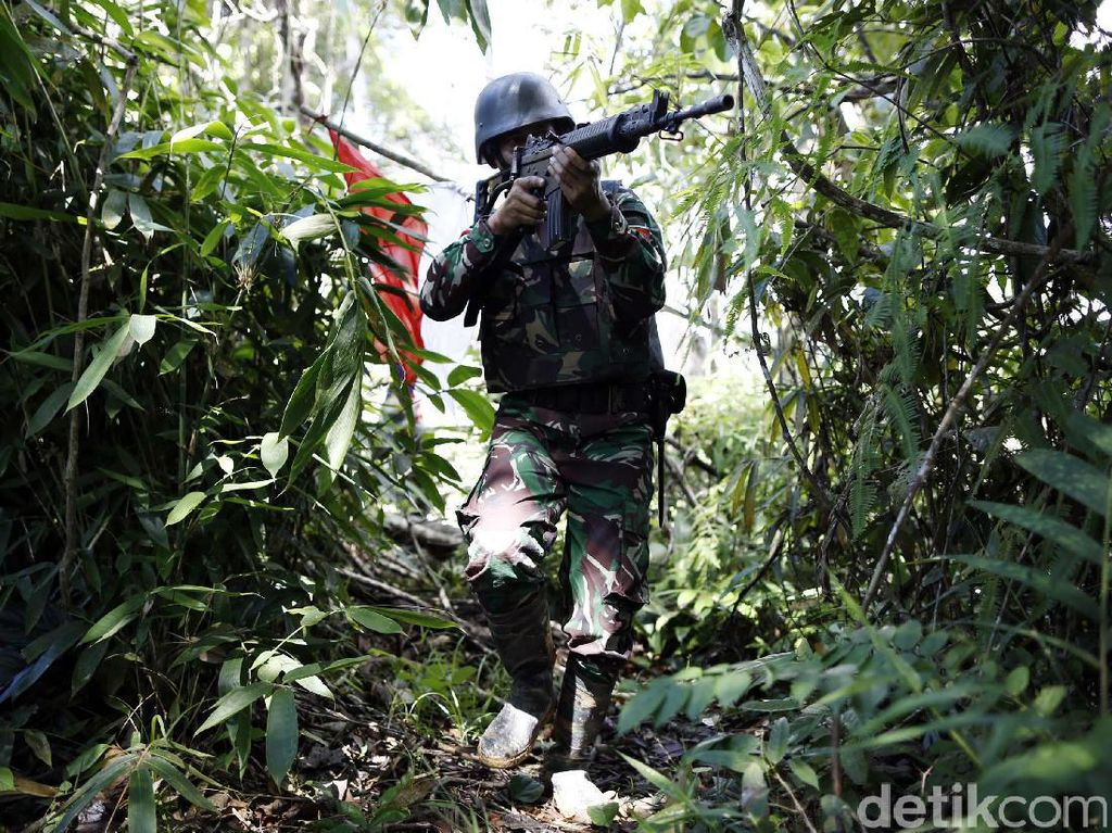 Prajurit di Malaysia Dituduh Pakai Motor Curian, TNI akan Klarifikasi