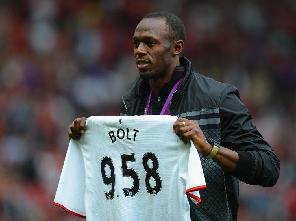 Bolt Ungkap Alasan Jatuh Cinta Kepada MU