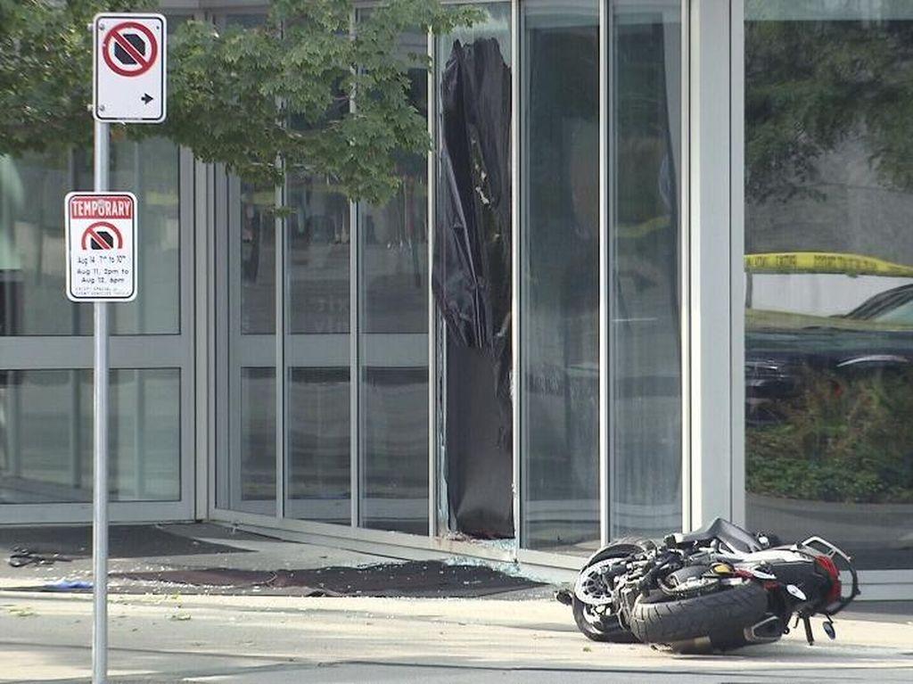 Momen-momen Tragedi Kecelakaan di Syuting Deadpool 2