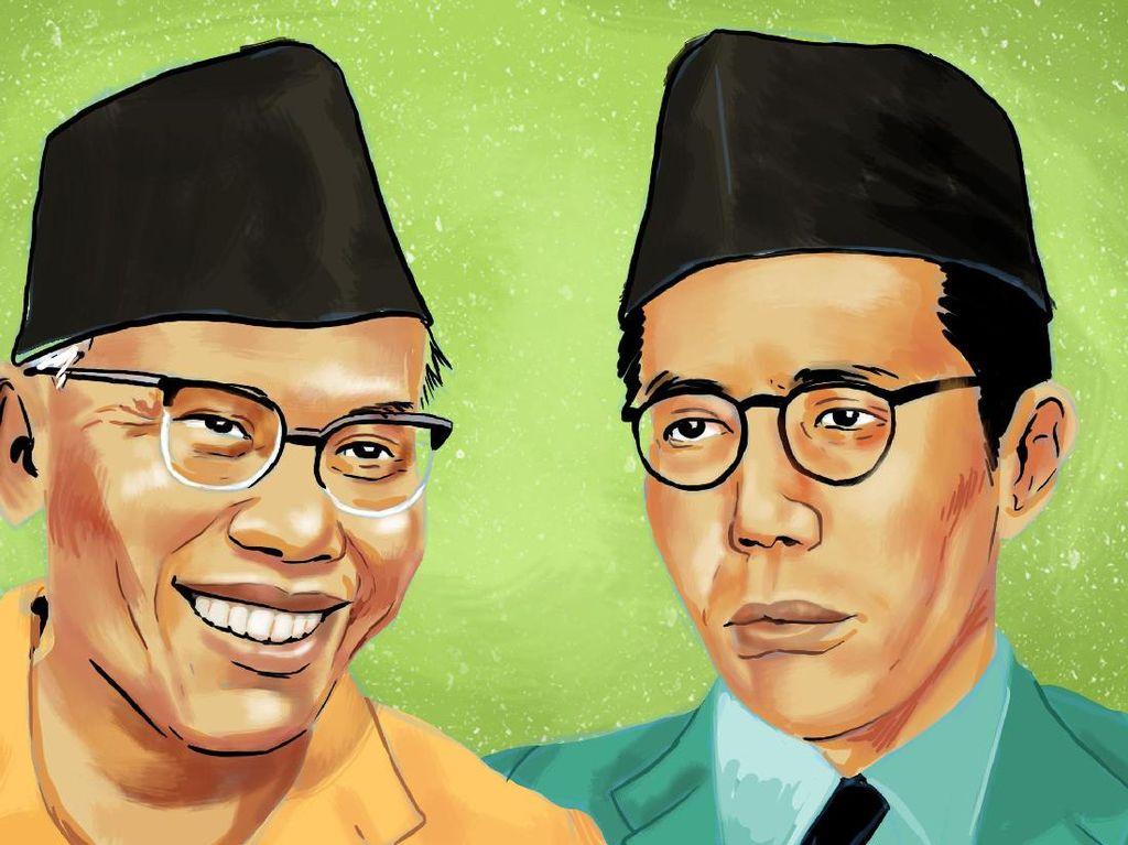 Rindu Natsir dan Sjafruddin