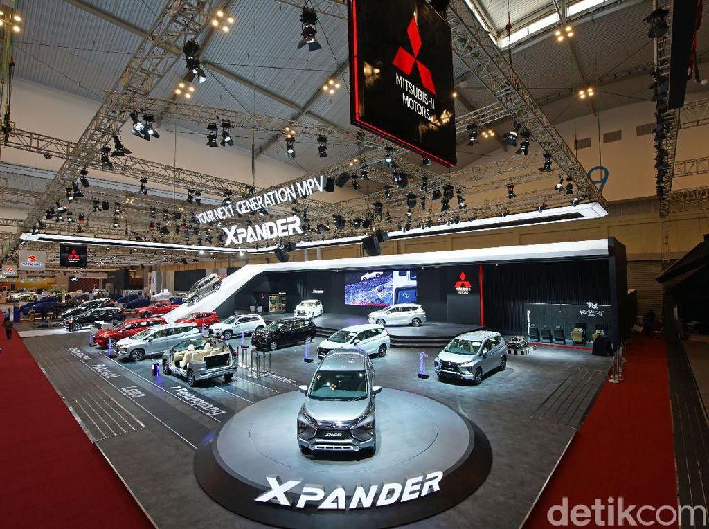 Mitsubishi Bawa Varian Baru Xpander di GIIAS, Lebih Murah?