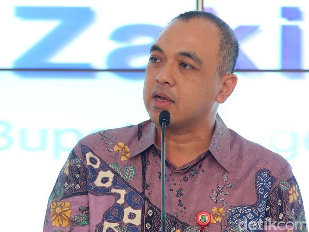 Bupati Tangerang: Jangan Bully Korban Sodomi Babeh!