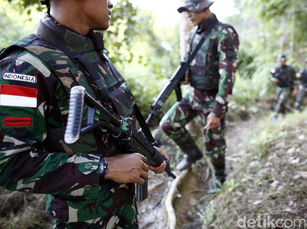 Konjen RI akan Jemput 2 Prajurit TNI yang Ditahan di Malaysia