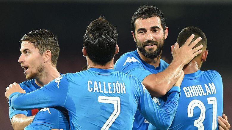 Napoli Di Yakini Pelatih Sampdoria akan Merebut Scudeto Dari Juventus