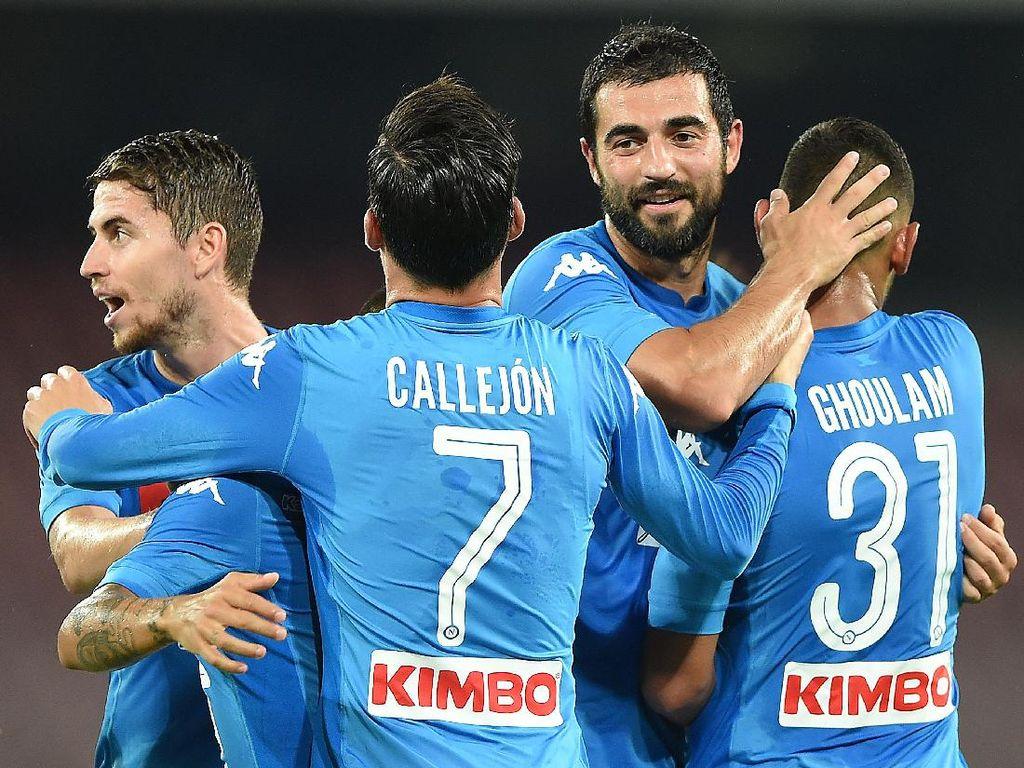 Pelatih Sampdoria Jagokan Napoli Rebut Scudetto dari Juventus