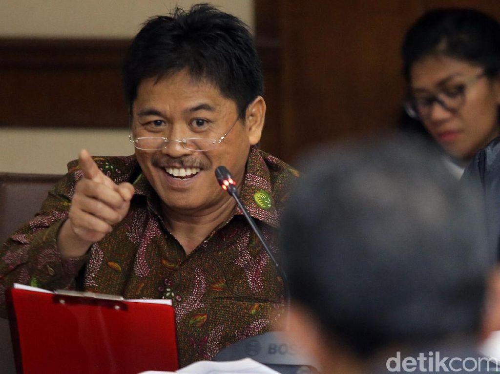MA Kurangi Hukuman Eks Anggota DPR Musa Zainuddin