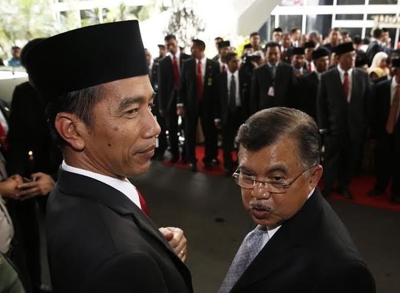 Jokowi: 2018 Tahun Politik, Kebijakan Menteri Harus Memihak Rakyat