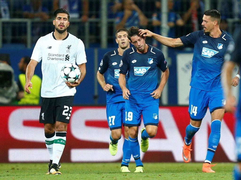 Nagelsmann Nilai Hoffenheim Kurang Beruntung