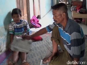 Limbah Batubara Bakar Kaki 5 Warga Mojokerto, Tiga Anak-anak