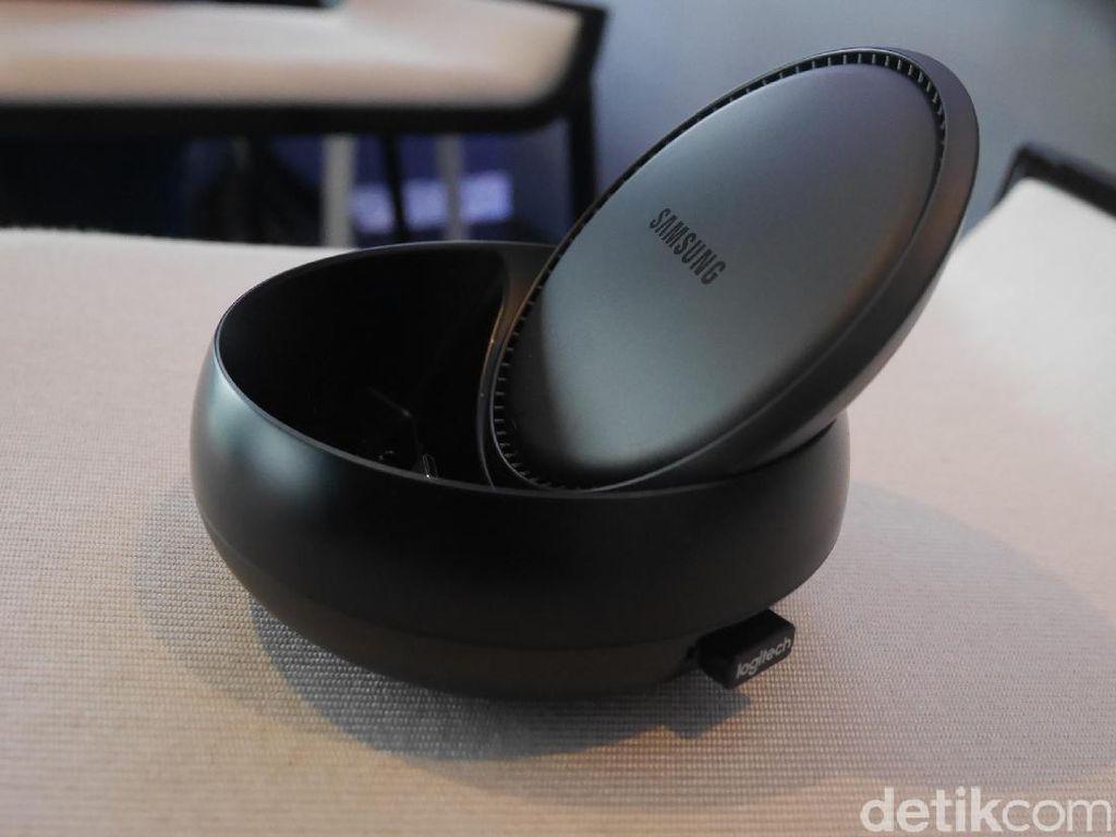 Mengutak-atik Komputer Mini Samsung DeX
