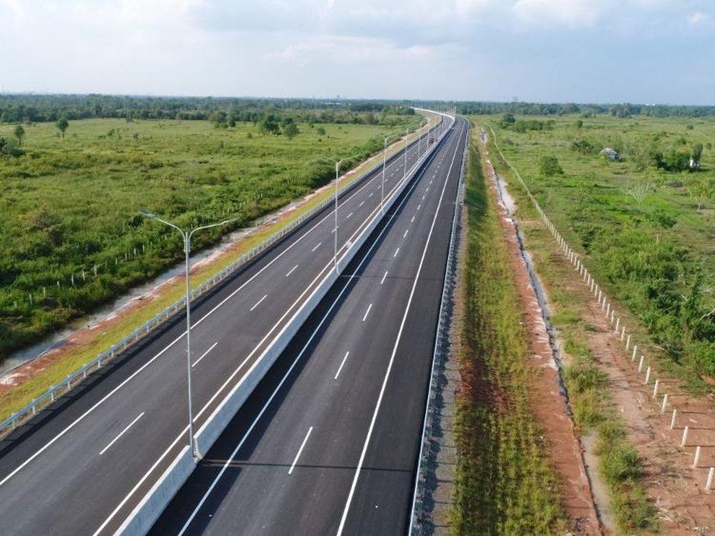 3 Jalan di Sumatera Dibenahi Demi Corona, Habiskan Rp 435 M