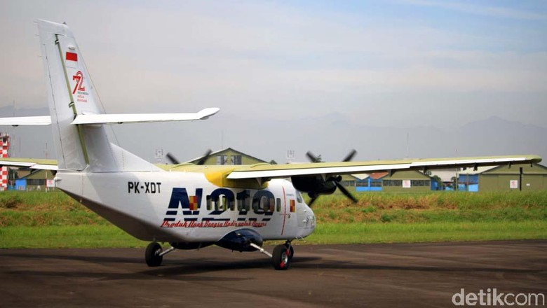 N219 Butuh 300 Jam Terbang untuk Dapat Type Certificate