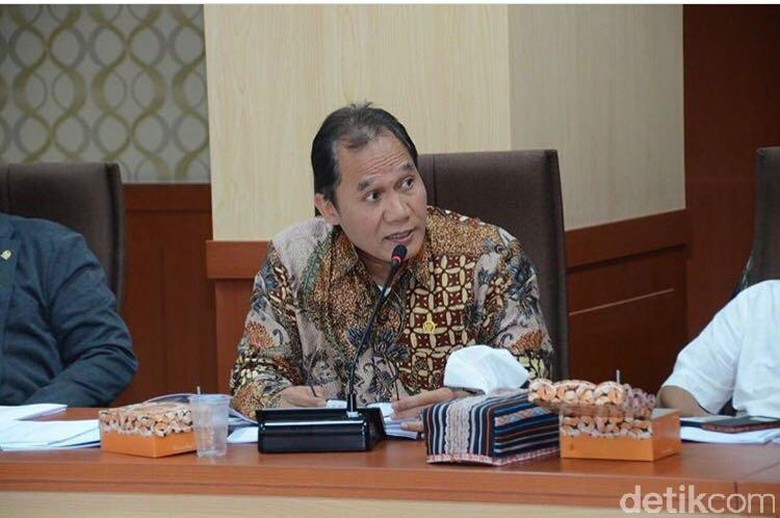 DPR Tak Diberi Info Ibu Kota Baru, Anggota Gerindra: Pelanggaran UU!