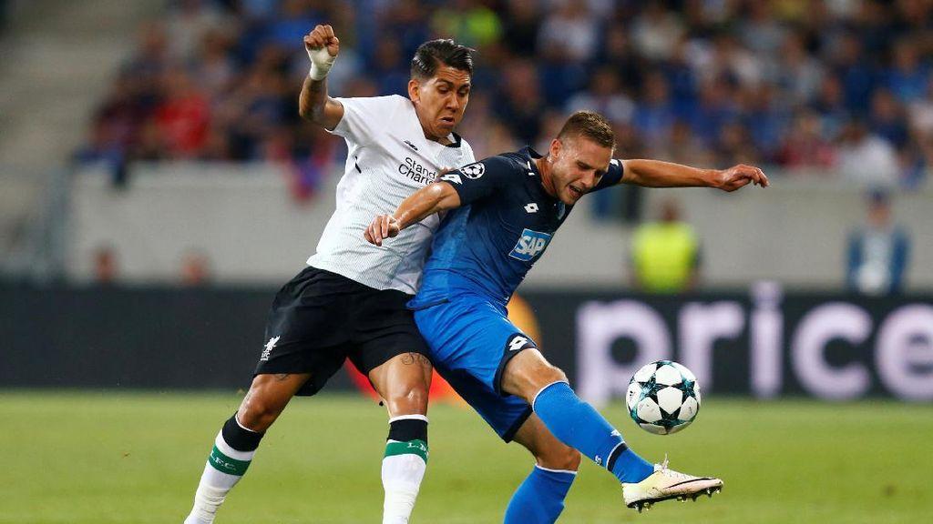 Liverpool Selangkah Lebih Dekat ke Fase Grup Liga Champions