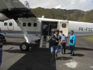 RI-AS Kumpul Bareng Bahas Industri Penerbangan Papua