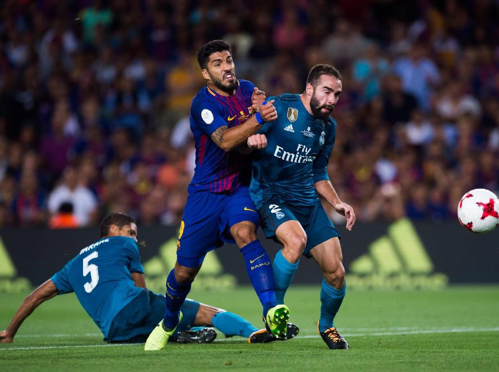 Madrid Bertekad Habisi Barca