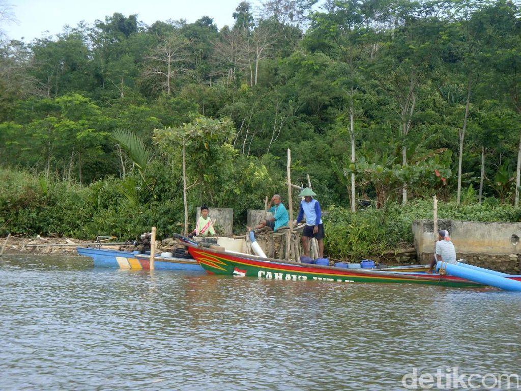 Potret Desa Wisata Seru di Cilacap: Kampung Laut