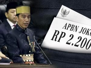 BI Anggap Jokowi Realistis Patok Pertumbuhan Ekonomi 5,4% di 2018