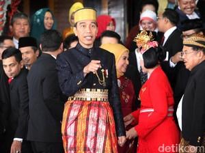 Program Prioritas Jokowi di 2018 Bernilai Rp 269 Triliun