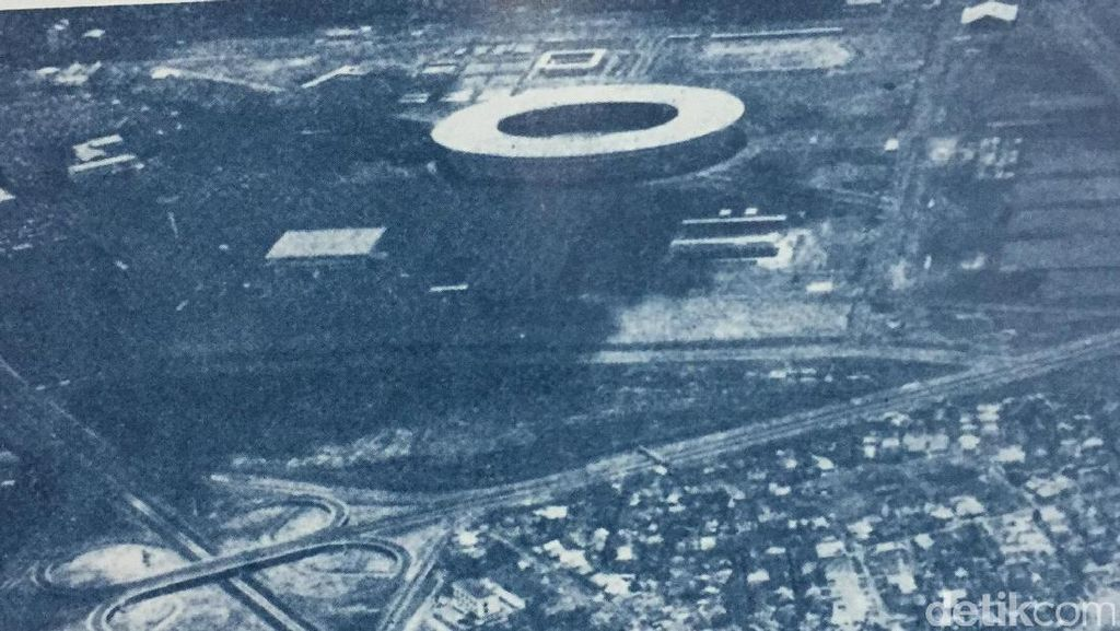 Napak Tilas Asian Games 1962