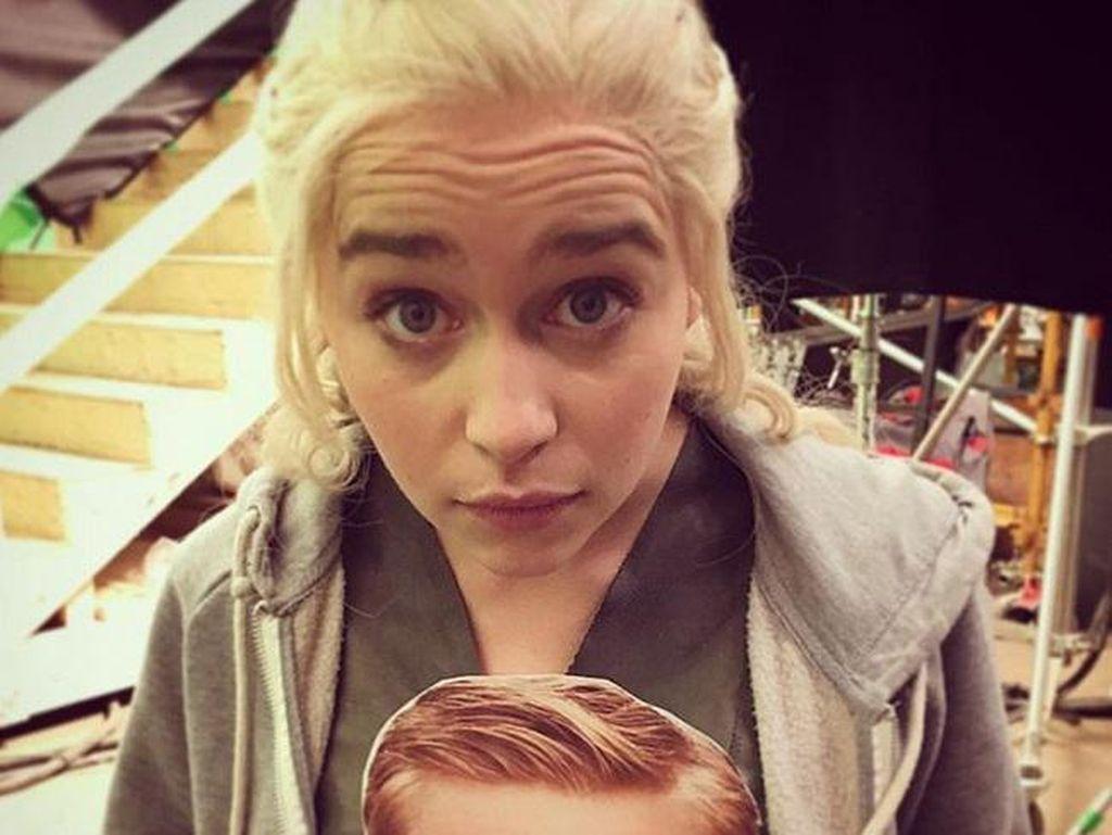 Cerita Emilia Daenerys Clarke Saat Ayahnya Bergelut dengan Kanker