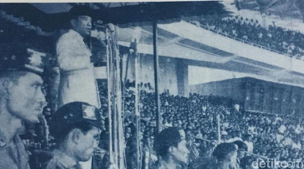 Bung Karno Membangun Karakter Bangsa Lewat Asian Games 1962