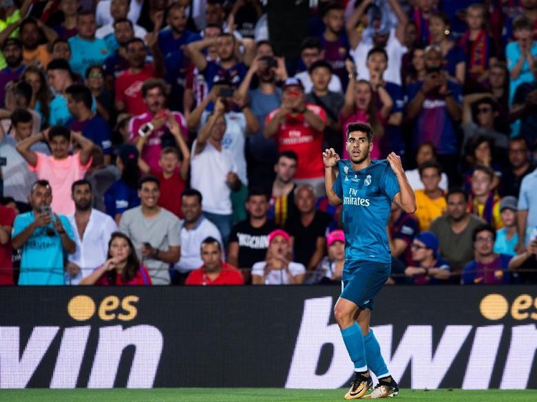 Sanjungan Zidane untuk Asensio