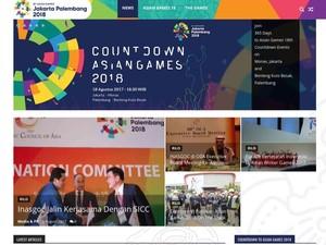 Birokrasi Keuangan Asian Games 2018 akan Disederhanakan