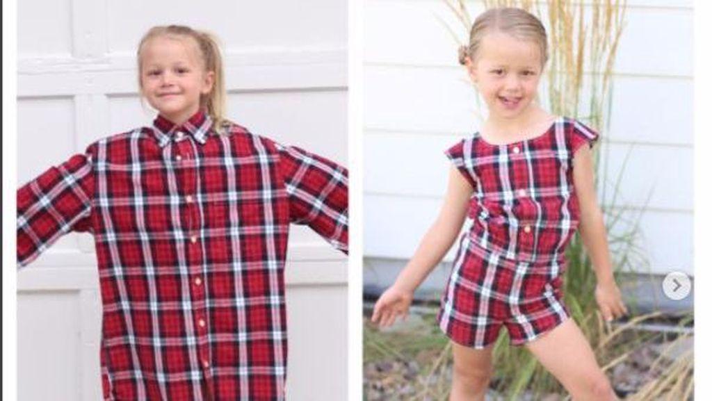 Foto: Before-After yang Tunjukkan Kreativitas Ibu