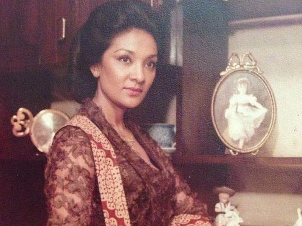 Sebelum Meninggal, Farida Pasha Raih Penghargaan dari Forum Film Bandung