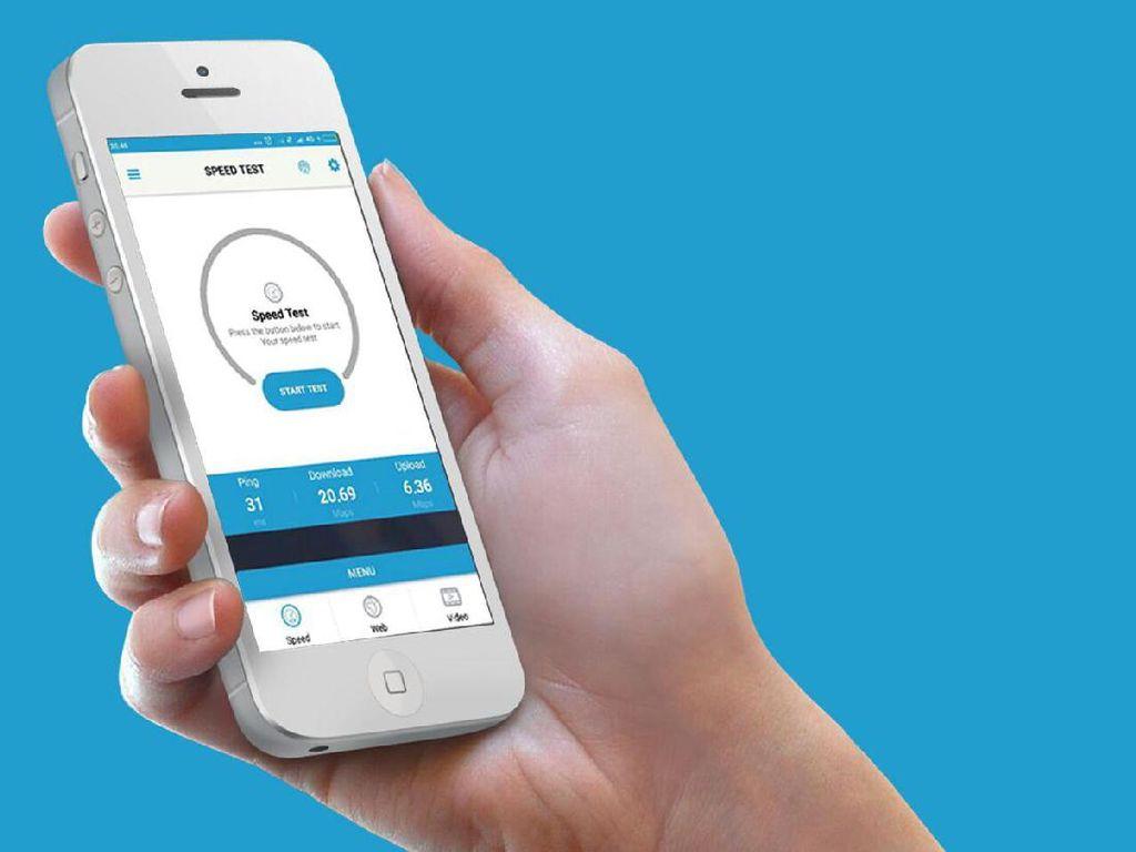 SignalViewer, Aplikasi Pengukur Kecepatan Internet Karya Anak Bangsa
