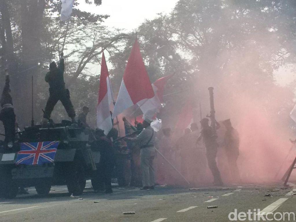 Drama Kolosal Bandung Lautan Api Meriahkan 17-an di Bandung