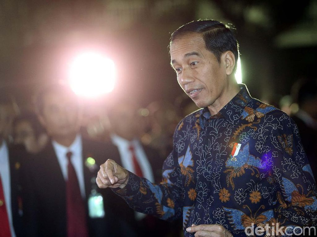 Jokowi: Jangan Takut Bersaing dengan Negara Lain