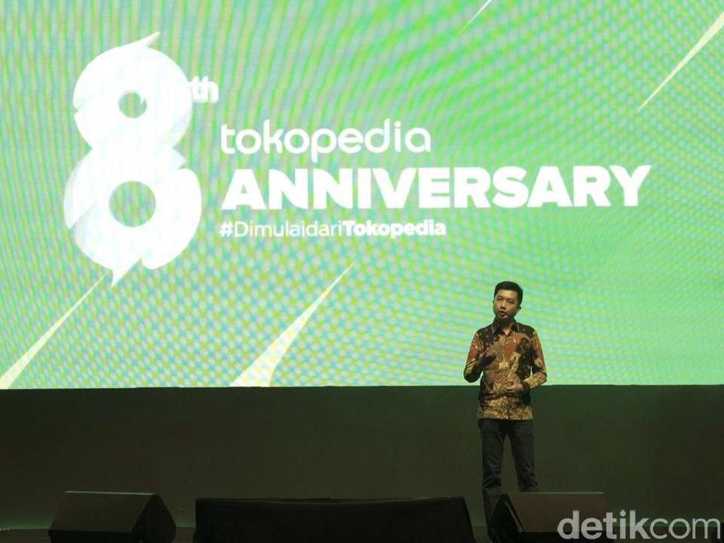 Tokopedia Diguyur Rp 16 Triliun oleh Softbank & Alibaba