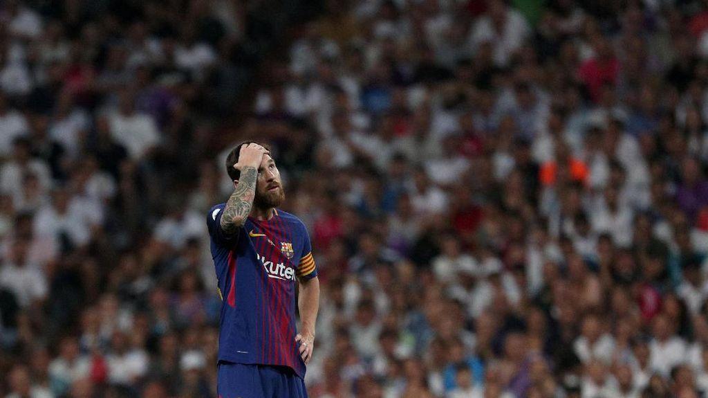 Kontrak Baru Messi Kurang Tanda Tangan Saja, tapi...