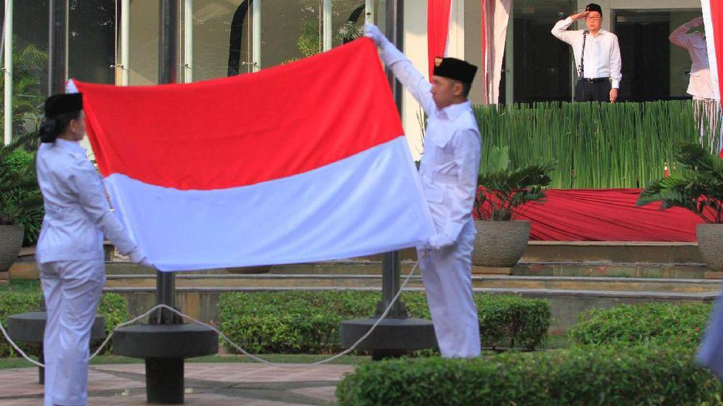 Tradisi Upacara Kemerdekaan RI di Astra