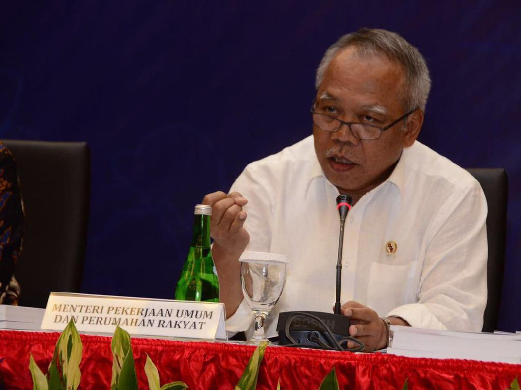 Kementerian PUPR Siapkan Rp 110 T Bangun Infrastruktur Tahun Depan