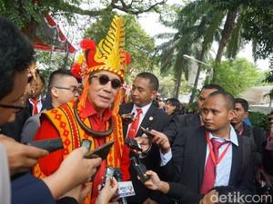 Hadiah Sepeda dari Jokowi, Yasonna: Disimpan Sampai Anak Cucu