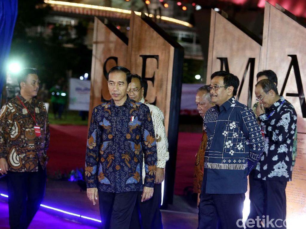 Djarot Tak Masuk Tim Kampanye Jokowi-Maruf