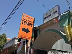 Mengunjungi Sentra Perajin Tempe di Tenggilis Kauman