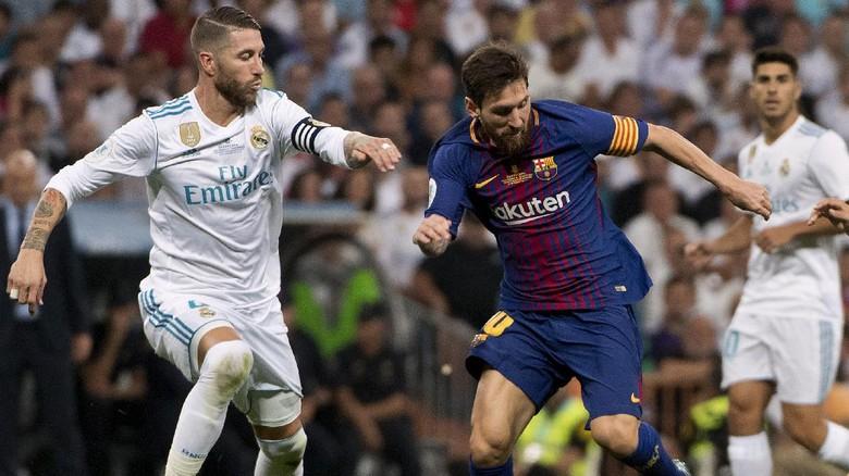 Giliran Twitter Madrid Diretas, Ucapkan Selamat Bergabung pada Messi