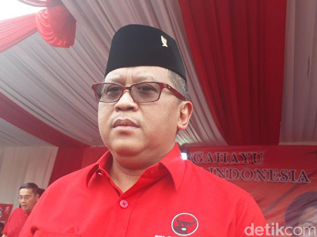 Soal Doa Gemukkan Jokowi, Ini Tanggapan Sekjen PDIP