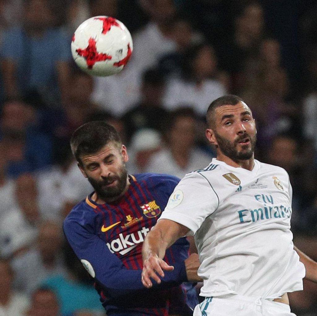 Berapa Karyawan yang Dibutuhkan untuk Menggerakkan Barcelona dan Real Madrid?