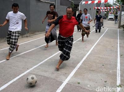 Ikut Lomba 17-an Bisa Jadi Momen untuk Mulai Rajin Olahraga