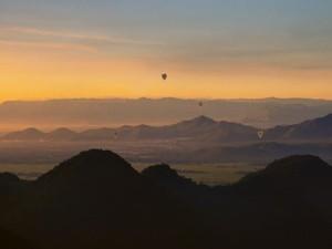 Menakjubkan Tapi Miris, Festival Balon Udara Ponorogo