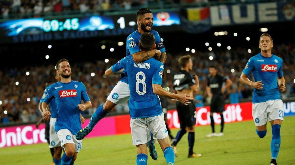 Napoli atasi Nice 2-0