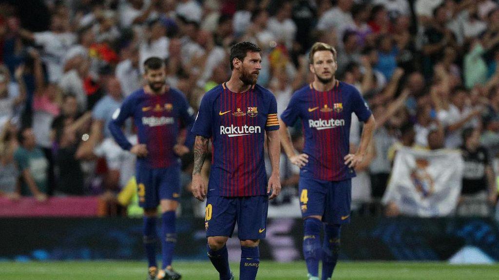 Menanti Aksi Barcelona Tanpa Trio MSN