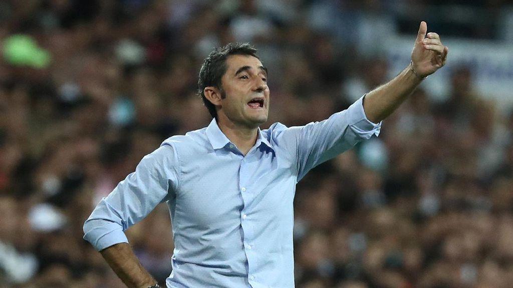 Valverde Pilih Momen Terbaiknya di Barca, Tak Sebut Kemenangan atas Madrid