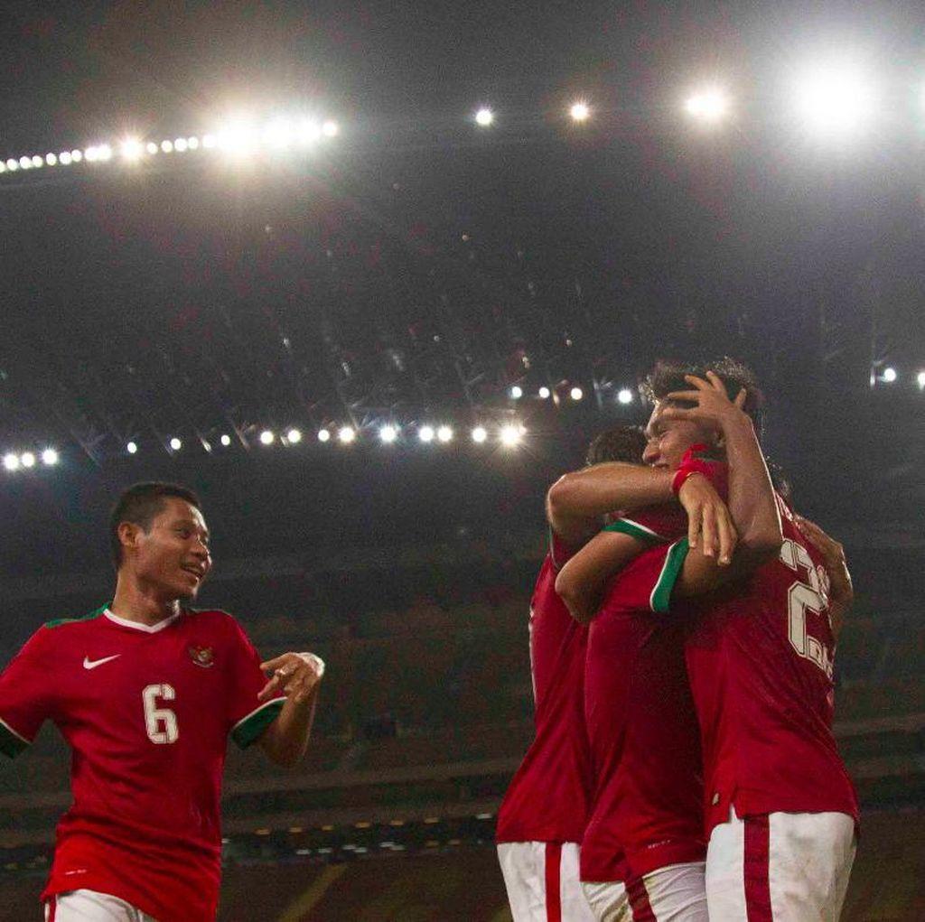 Gol Cepat Jadi Kunci Kemenangan Indonesia