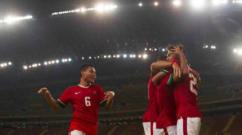 Gol Cepat Septian David Maulana Sebagai Kunci Kemenangan Indonesia.